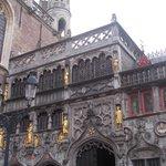 burg - basilica del Preziosissimo Sangue - ingresso