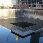 WTC Memorial pool