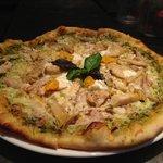Wood Fired Pizza - Chicken Pesto