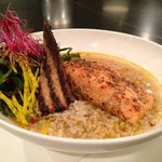 Grilled Wild Salmon - Wednesday's Lunch Special