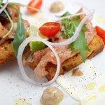 Vibrant cuisine