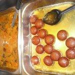 gulab jamun (dessert)honey bowls