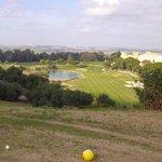 Hoyo 18 de Montecastillo Golf