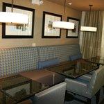 Lobby Lounge Space