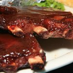 Our ribs are fall-off the bone tender!