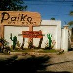 Paiko entrance