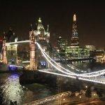 Tower Bridge at night