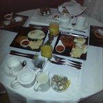 Brilliant Staff, Great Breakfast & stylish rooms!