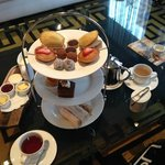 Afternoon Tea in the Lobby - Book the day before £25