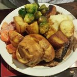 From the Carvery
