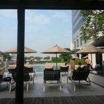 Pathumwan Princess Hotel: Swimming pool