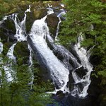nearby Swallow Falls, Betws-y-Coed