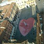 Piazza Dante a San Valentino