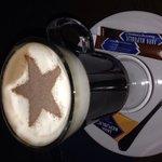 Irish coffee and 3 apiece aren't enough
