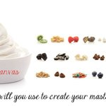 Your Yogurt is your Canvas ~ You add & design the rest as you wish