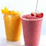 Delicious Mango or Berry Smoothies & Many more
