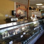 Lots of choices for take out or eat in!