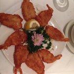 Fried prawns!! Very tasty