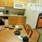 cozinha da suite