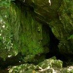 Venado cave entrance