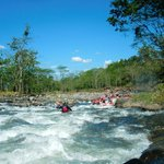 Class II - III White water rafting with Wave Expeditions