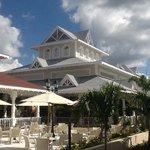 lobby et bar terrasse