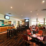Keno, Gaming Machines and TAB are all accessable from our Bistro.