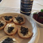 Best black caviar! And cheap!
