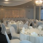 We are very proud of our function and weddings!