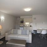 Ground Floor Large Executive One Bedroom - Living Area