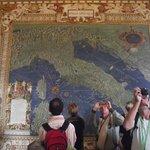 Sala dos mapas