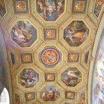 Outro teto decorado