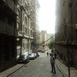 rua próxima