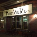 The BVR... Your new night time hangout!