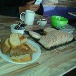 Desayunos de Hopa Home caserito!!