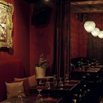 The Pink Elephant's Dining Room Parcial View