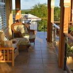 2nd Floor Patio/veranda
