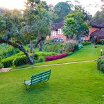 Ku Chawe Inn Garden