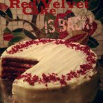 Red Velvet Cake with Marcarpone and Cream Cheese Frosting