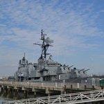 The USS Laffey