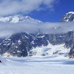 Glacier landing - what an amazing stop!