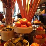 Buffet on Chinese New Year 2014