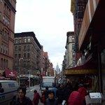 China Town Mott Street