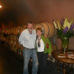 Wine barrels and us