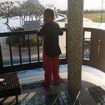 @ room no:106 balcony
