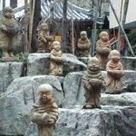 十六羅漢像です