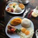 Filipino breakfast! So good.