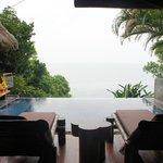 Infinity pool, Pool Villa #2