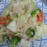 Veggies fried rice