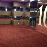 Renovated Level 10 lobby